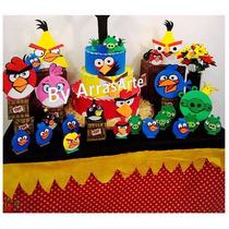 Decoração Para Festas Angry Birds
