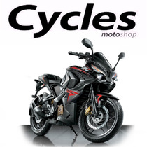 Bajaj Rouser Rs 200 Nuevo Modelo 0km 5219-1111 Cycles