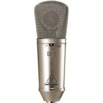 Microfone Condensador Profissional Estúdio Behringer B1