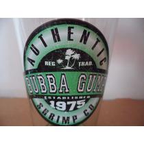 Vaso Cerveza Bubba Gump Shrimp Co. Souvenir Restaurante Ba
