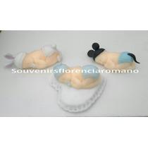 Souvenirs Bebés De Porcelana Fria