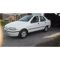 Fiat Siena 1.7 Diesel Año 1998 Impec. Financio -dasautos-
