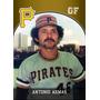Cl27 Antonio Armas #122 Produccion Nacional 2016 Piratas