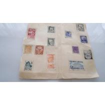 Timbres Postales Filatelia Correos De México Stamps
