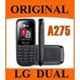 Lg Dual A 275 Radio / Linterna Original