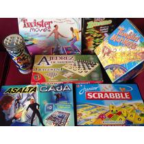 Remato Juegos De Mattel, Hasbro, Melucha Y Mega