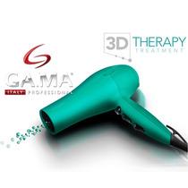 Secador De Pelo Gama. Eleganza Ion 3d Therapy