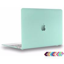 Carcasa Funda Case Protector Macbook Retina 12 Verde Tiffany
