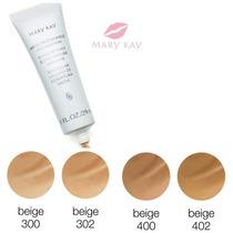Maquillaje Líquido Cobertura Media Beige 400 Mary Kay