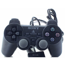 Controle Ps2 Paralelo Sony Tipo H Playstation 2 Novo A7817