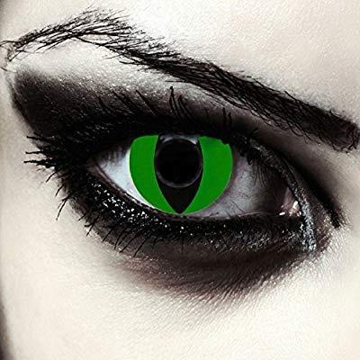 a16fb55b44bde Pupilente Ojo De Gato Color Verde -   250.00 en Mercado Libre