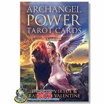 Tarot Poder De Los Arcangeles En Ingles - Doreen Virtue
