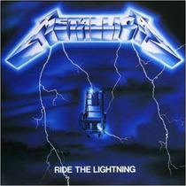 Cd Metallica - Ride The Lightning (92723)