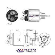 Automatico Motor Partida Gm Monza Kadett S10