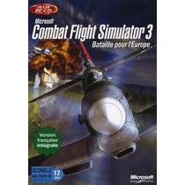 Pc - Flight Simulator 3 (acepto Mercado Pago Y Oxxo)