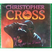 Cd Dvd Christopher Cross Live Triplo Frte Grátis Ver Anúncio