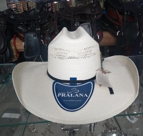 Chapéu Pralana Journey Pra Cowboy Peão Profissional Semfrete - R  262 f65467ff888