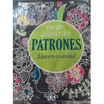 Mandalas Para Colorear Y Arte Terapia Paquete De 3 Libros!