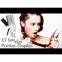 Corte Bordado Split Hair Aparelho Eliminador D Pontas Duplas