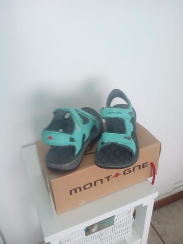 Sandalia Montagne Mujer Ljary N°37 -   1.800 d11ab67b742b