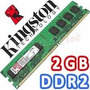 Memoria Ddr2 Kingston 2gb Kvr667/2g En Blister