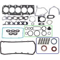 Kit Retifica Motor C/ Retentores Fiat Marea 2.0 20v 5 Cil