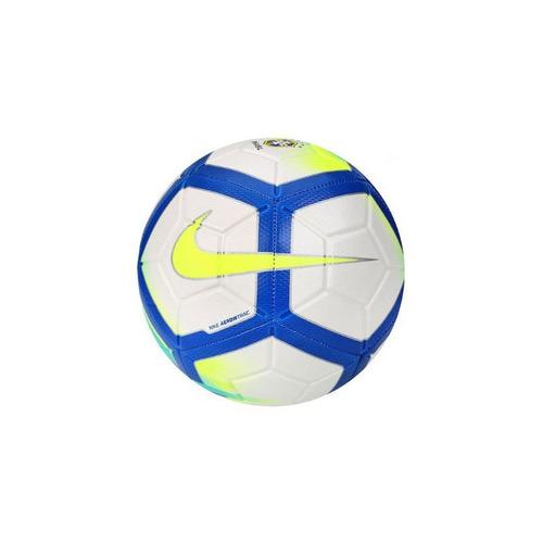 505d927df42db Bola Campo Cbf Nike Strike Branco E Azul R 119 00 Em Mercado Livre