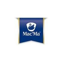 Caja De Galleta Mac*ma Lata Azul Varios.