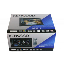 Dvd Player Kenwood Ddx315 2 Din 6,2