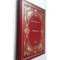 Livro Werther - Johann Wolfgang Von Goethe