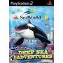 Jogo Ps2 Sea World: Shamu