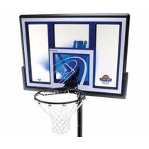 Tablero Profecional Basquetbo , Aro Y Base Portatil Lifetime