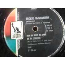 Jackie Deshanon Simple Vinilo