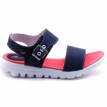 Sandalia Mujer Cuero Cavatini Zapato Goma Confort Mcsd04441