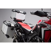 Africa Twin Kit Maletas Laterales Sw Motech Trax Adventure