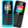 Telefono Celular Nokia 105 Doble Sim Camara Flash Mp3