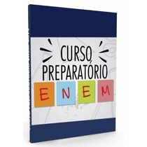 Preparatório Enem 18 Dvds Vídeo Aulas + 1 Cd Com Apostilas