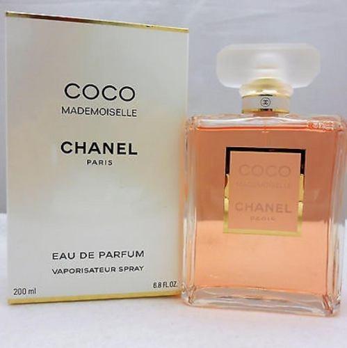 a6c9c78fd96 Chanel Coco Mademoiselle Eau De Perfum 200 Ml Nuevo Sellado -   3