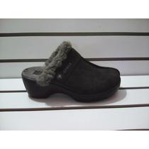 Zapatos De Mujer ( Crocs ) 100% Cuero