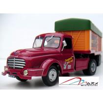 Caminhão Articulado - Willeme Lc 610 T 1952 Ixo/altaya 1/43
