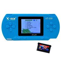 Video Game Portatil Pvp Game Xt330 X-tech 8bit