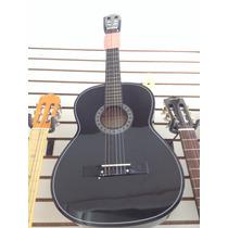 Guitarra Pearl River Electro Acústica Negra
