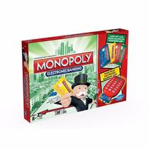 Monopoly Banco Electronico Hasbro Toyco