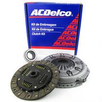 Kit Embreagem Acdelco Para Celta E Corsa 1.0 2000 A 2016