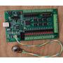 Cnc Router Interfaz 3 -4 Axis U S B Breakout Board