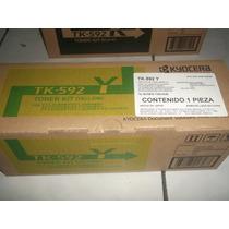 Toner Kyocera Kx-592 Original A Mitad De Precio Super Oferta