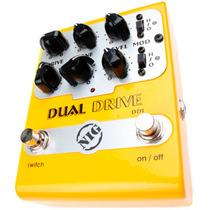 Pedal Nig Dual Drive Dd1 Pedal Guitarra Overdrive