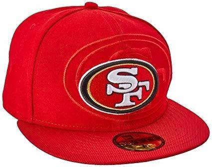 Gorra New Era San Francisco 49ers Sideline Nueva 59 Fifty -   549.00 ... 9d9a341e7cc