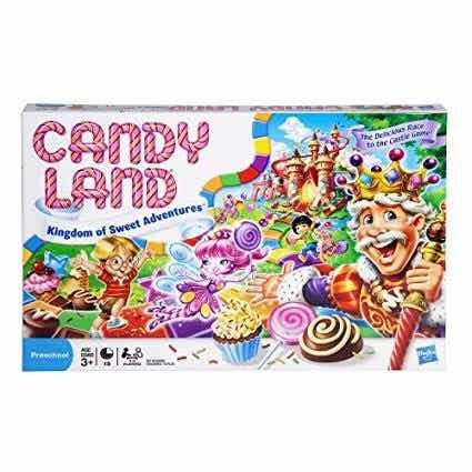 Candy Land Nuevo Juego Mesa Hasbro 399 00 En Mercado Libre