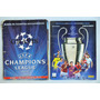 Lote X2 Album Figuritas Champions League Uefa Messi 2011